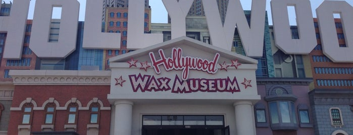 Hollywood Wax Museum is one of U.S. Road Trip.