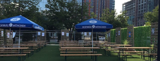 Wunder Garten is one of A Guide To The D.C. Area's Best Beer Gardens.