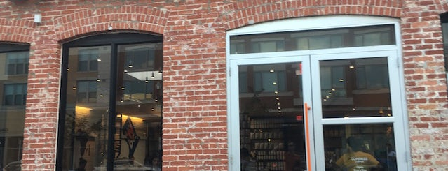 Compass Coffee is one of A Guide To D.C.'s Best Places For Tea.