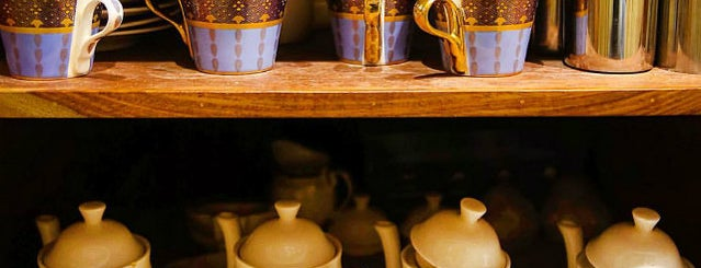 Pansaari is one of A Guide To D.C.'s Best Places For Tea.