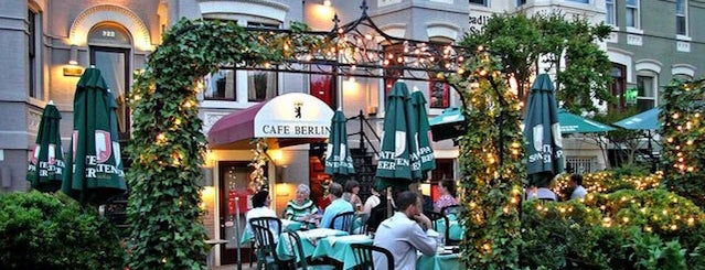 Cafe Berlin On Capitol Hill is one of D.C..