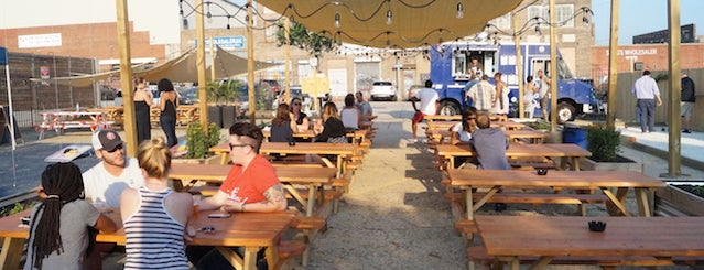 Neal Place Tap and Garden is one of A Guide To The D.C. Area's Best Beer Gardens.