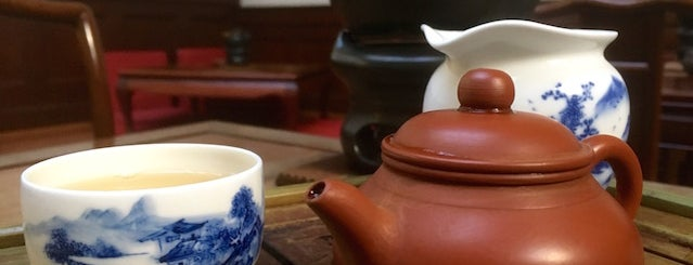 A Guide To D.C.'s Best Places For Tea