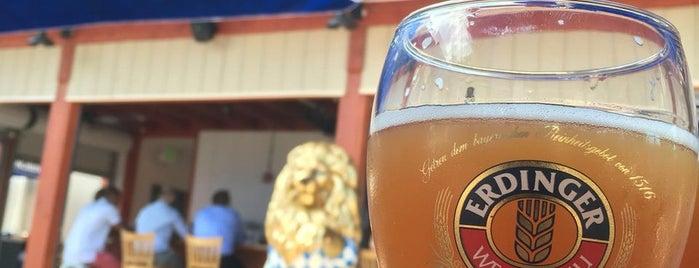 The Brig is one of A Guide To The D.C. Area's Best Beer Gardens.