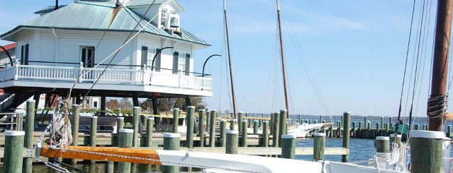 Chesapeake Bay Maritime Museum is one of 20 of the Best off the Beaten Path Museums in D.C..