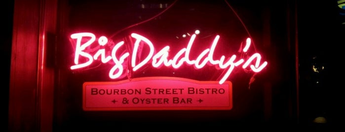 Big Daddy's Bourbon Street Bistro & Oyster Bar is one of ShuckerPaddy's Oyster Bars.
