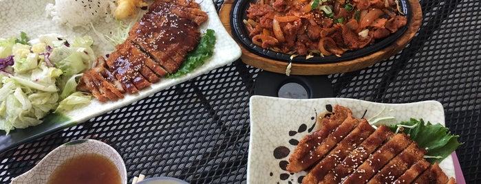 KJ Sushi & Korean BBQ is one of NWA I-49 Good Eats.
