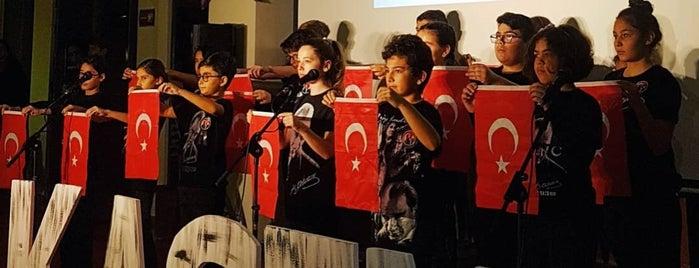 Uğur Okulları Karşıyaka Kampüsü is one of Serpil'in Beğendiği Mekanlar.