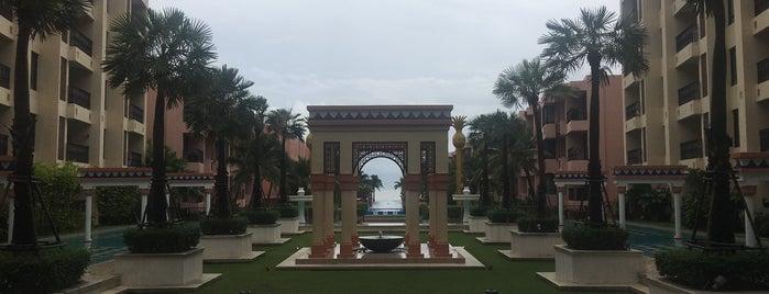 Marrakesh Hua Hin Residences is one of Locais curtidos por Tom.