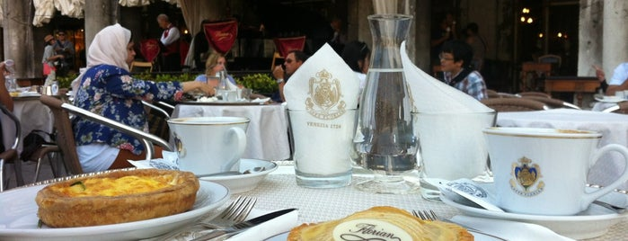Caffè Florian is one of Italy.