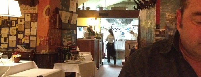 Buca Lapi is one of Florence - Firenze - Peter's Fav's.