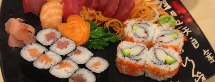 Mi Sushi & Grill is one of comida extranjera.
