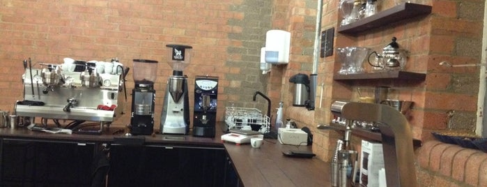 Square Mile Coffee Roaster is one of UK.