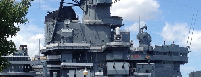 Battleship New Jersey Museum & Memorial is one of USA.