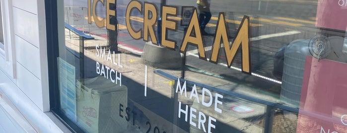 Stella Jean's Ice Cream is one of สถานที่ที่ John ถูกใจ.