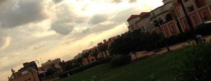 حديقة الفلاح is one of Orte, die Nora gefallen.