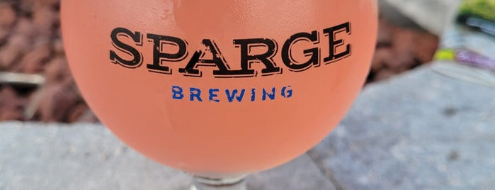 Sparge Brewing is one of Best Breweries in the World 3.