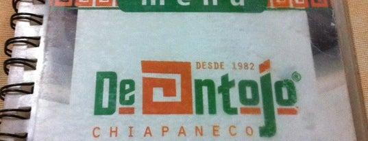 De Antojo Chiapaneco is one of Doryan: сохраненные места.