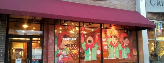 Pizza Persona is one of Restaurants CHi-Town.