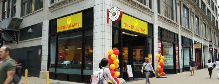 The Halal Guys Loop is one of Mizuno 님이 좋아한 장소.