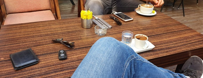Brox Coffe Bistro Nargile is one of Antalya.