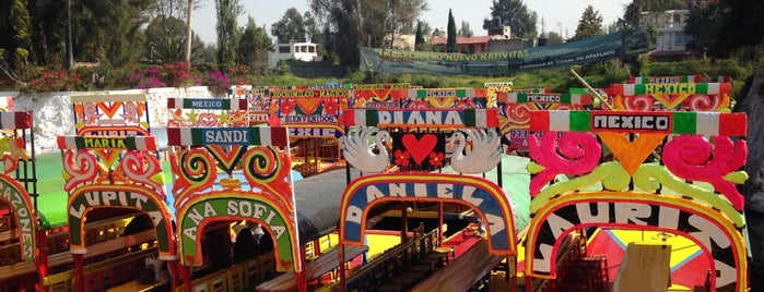Xochimilco Corredor de Arte y Cultura is one of Chris 님이 저장한 장소.