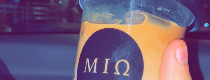 Mio Caffe is one of الرياض.