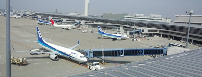 Chubu Centrair International Airport (NGO) is one of Airport.