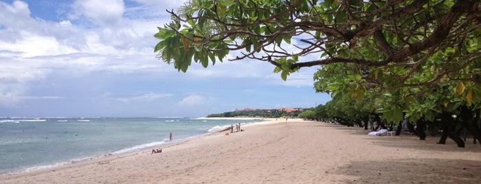 Nusa Dua Beach is one of DENPASAR - BALI.