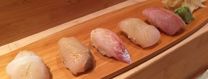 Sushi Yasuda is one of Seafood Sensations ⚓️.