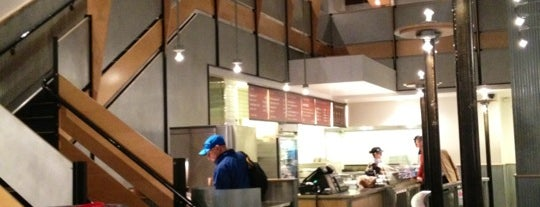 Chipotle Mexican Grill is one of Discover NYC With Wifey.