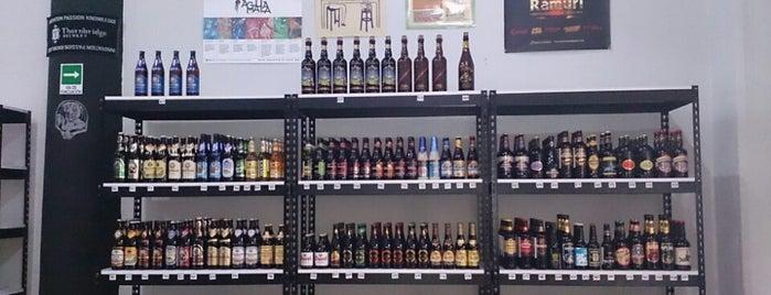 Bodega is one of cerveza.