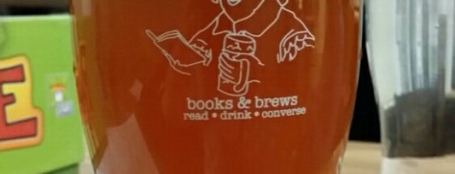 Books & Brews Brewing Company is one of Indiana Bucket List.