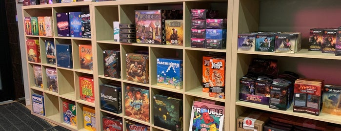 For The Win Cafe is one of Board Game Cafes.