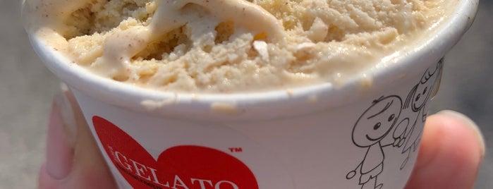 Love Gelato is one of Toronto.
