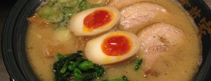 Mutekiya is one of Noodles & Wheat Foods.