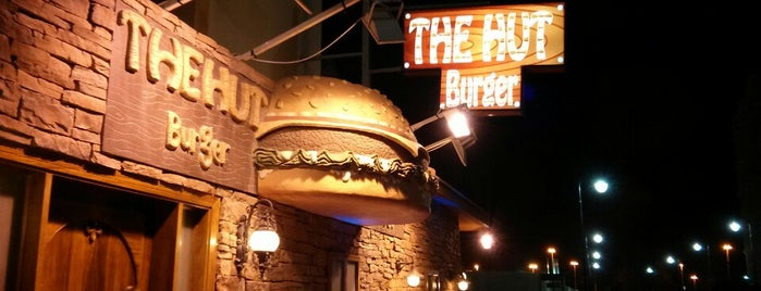Hut Burger is one of Most Burger in Dammam & Khobar.