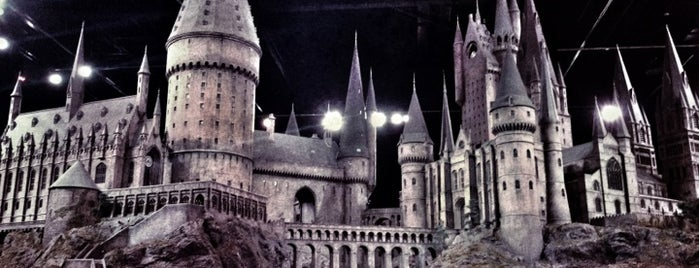 Warner Bros. Studio Tour London - The Making of Harry Potter is one of สถานที่ที่ Aline ถูกใจ.