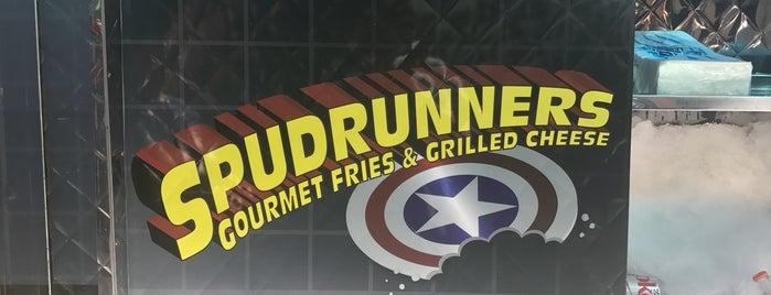SpudRunners is one of LA/OC Food Trucks.