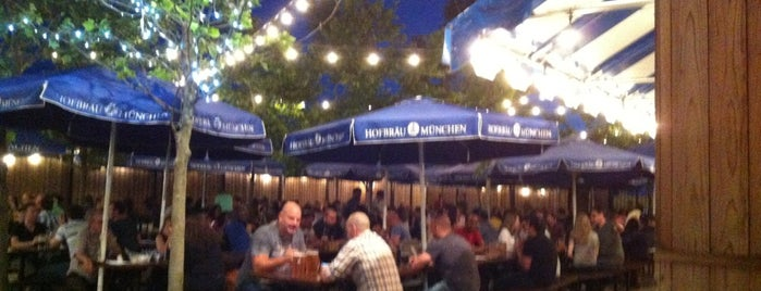 Zeppelin Hall Biergarten is one of NYC 2015 New Additions.