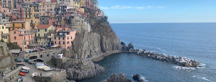 Nessun Dorma is one of Cinque Terre, Italy.