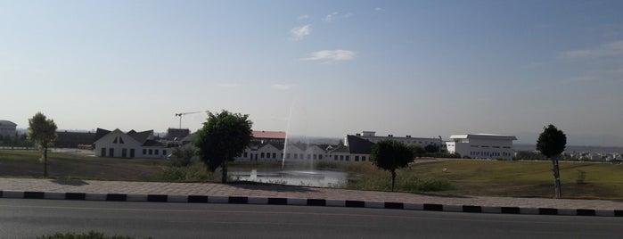 YDU Göl is one of Bego'nun Beğendiği Mekanlar.