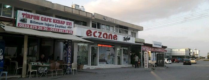 Tufan Eczanesi is one of Posti che sono piaciuti a Bego.