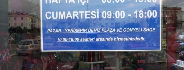 Deniz Shop is one of Orte, die Bego gefallen.