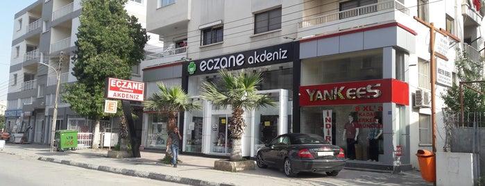 Akdeniz Eczanesi is one of Locais curtidos por Bego.