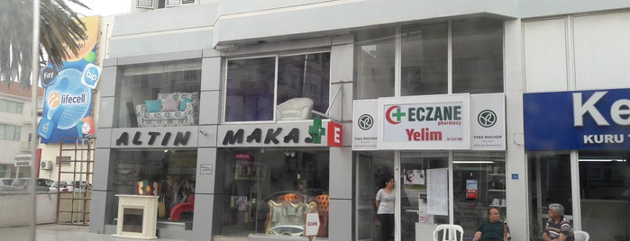 Altın Makas Mobilya is one of Begoさんのお気に入りスポット.