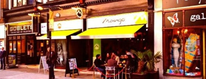 Mango Thai Tapas Bar is one of Sout.