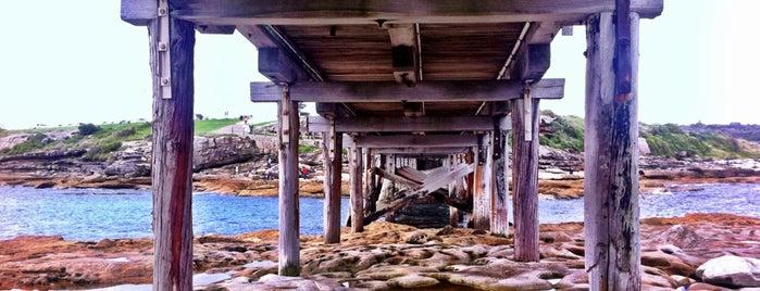 Bare Island is one of Australia.