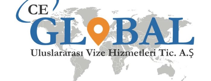 Ce Global Turizm is one of Locais curtidos por Burak.
