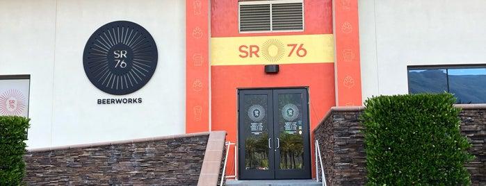 SR76 Beerworks is one of California Breweries 5.
